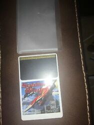 Soldier Blade Turbografx-16 Game Cleaned And Tested Authentic