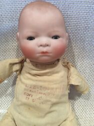 11andrdquo Antique Bye-lo Baby Doll.