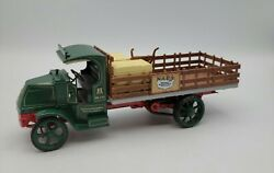 Vintage First Gear Napa Auto Parts Mack Ac Bulldog Stake Truck 134 Scale 1925