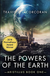 Corcoran Travis J I Powers Of The Earth BOOK NEW C $48.85