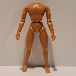 Vintage 1970and039s Original Mego Teen Titans Size Male Action Figure Body Nice++