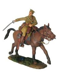 17667 - British 9th Lancer Officer, Captain Francis Grenfell, - Wwi - W. Britain