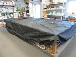 200 Sunspree Pontoon Cover 2019 Black 18and039 1 X 11and039 9 1/2 Pmy95905 Marine Boat