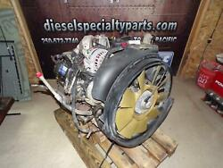 2004 Ford F350 F250 6.0 Diesel Engine 172k Miles Egr Removed No Core Charge