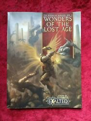 Books Of Sorcery, Vol. 1 Wonders Of The Lost Age Exalted 2e White Wolf 2006