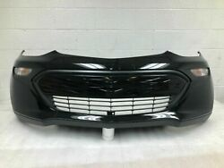 2017 2018 2019 2020 2021 Chevy Bolt Ev Front And Rear Bumpers 3 Front And 3 Rear