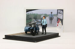 Exclusive Ural M 61 Police With A Figurine Handmade 143