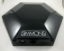 Simmons Sds9 Vintage Origional Drum Pad. Tested And Works. Amazing Condition 🔥
