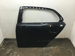 13-18 Bentley Flying Spur W12 Rear Left Driver Door Panel Shell Cover Frame  ]