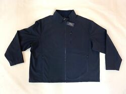 Polo Menand039s Big And Tall Navy Performance Jacket Size 4xb