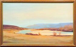 Jean-pierre Stauffer Italie Du Nord Original Oil Painting On Canvas Submit Offer