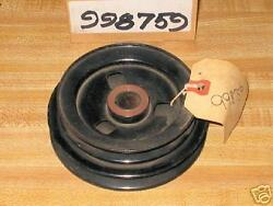 998759 - Double Pulley For A 1971 Jeep - Nos