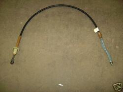 1978 And Up Ford Fairmont Clutch Cable - Nos