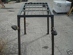 Used S40xl-s60xl Hyster Forklift Overhead Guard 1344120
