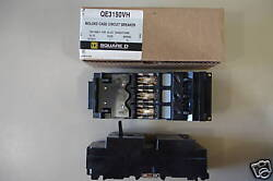 New Square D Type Qe3150vh Or Qe3125vh Plug In Main Breaker Same Day Shipping