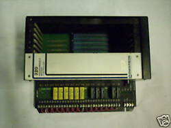 Emerson 320a Chassis Programmable Controller Unit Excellent Used Condition