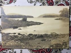 Somes Sound Maine Real Photo