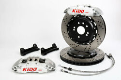 KIDO BIG 8 POT BRAKE KIT CADILLAC SRX 04~09 15