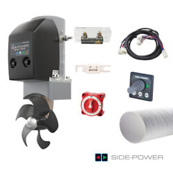 Marine Bow Thruster SE 60185 S Side Power With Installation Kit