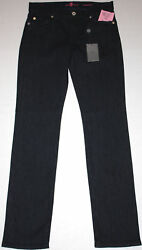 NWT Girls 7 FOR ALL MANKIND Roxanne Dark Jeans Size 12
