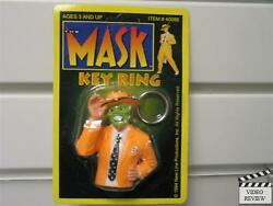 The Mask Figural Keychain/ Ring 1994 Ipkissand039s Torso