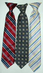 New Genuine George Boyand039s Clip On Tie 24m-4t Years