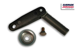 New Johnson Evinrude Outboard Oem Clamp Screw 433675 Brp/omc