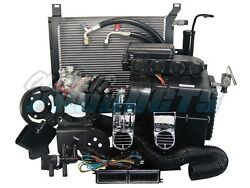 1968 Mustang 289 W/ Power Steering Electronic Air Conditioning Kit + Ac Control