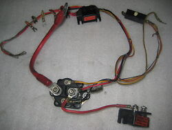 84-f653744-1 Wiring Harness Assy 1991 Force 90hp 3cyl 908a91a