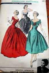 Sewing Pattern Illustration And Fashion Picture Cd 1900-1960s Vol Ii