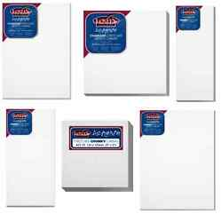 Artist Blank Stretched And Acrylic Primed Box Framed 100 Cotton Loxley Art Canvas
