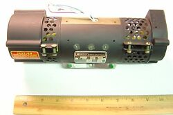 Winco Dynamotor 4002 25.8v Input - 300/170v Output - 7000rpm Continuous Duty