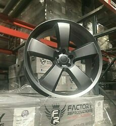 22 Charger Grey A/s Tires Wheels Rims Fits For Dodge Challenger Magnum 300c
