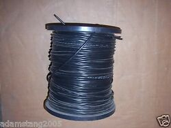 Lake Cable P/n V183s/m1 Cable E208309-01 18 Awg 3c Shielded Wire 800ft 18/3
