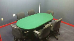Felt Table Cover - Protective Dust Cover - For Professional Poker Tables - Fs