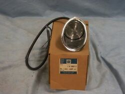 1958-1962 Lh Parking Lamp Assembly Nos