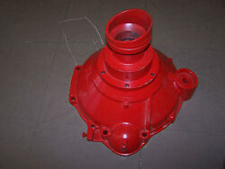 Volvo Penta Bell Housing Without Shaft Great Condition Red Pme15675-2