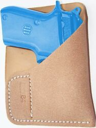 ActiveProGear Leather Wallet Holster-Size 84K Micro 380 Ruger LCP Kel-Tec P3AT