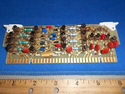 Tektronix 670-0323-02 Strobe And Preamp Circuit Card New Old Stock
