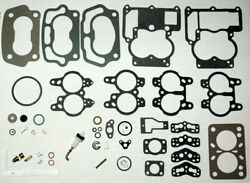 1955-68 Carb Kit Olds Pontiac 2 Barrel Rochester 283 To 421 Engines - New