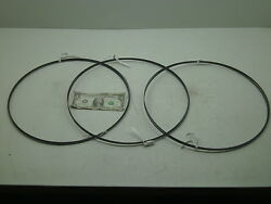 New Lot Of 3 Amada Band Saw Blades 10and039 6 Length 1/4 Width 35 Thick 14r Teeth M
