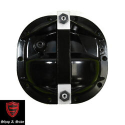 Differential Cover Ford Mustang 8.8 Rear End Girdle System Blk New A+++ Seller