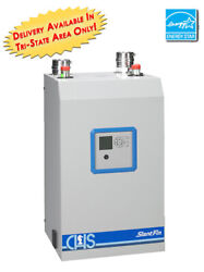 SlantFin CHS-250 199K BTU Output Natural Gas Condensing High Efficiency Boiler