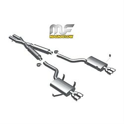 Magnaflow 2000-2003 Bmw M5 5.0l V8 E39 Catback Exhaust System Stainless Steel