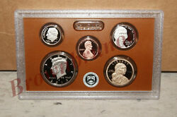 2013 S United States Mint Proof Kennedy Half Penny Dime Nickel Native 5 Coins