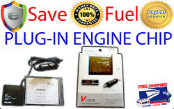 Chevy Performance Turbo Boost-volt Ss For Engine Power Chip - Free Usa Shipping