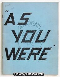 Us Air Force Rotc Eglin Afb Air Force Base 1954 Yearbook