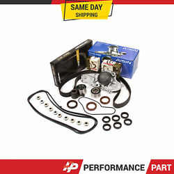 Timing Belt Kit Water Pump Valve Cover For 97-04 Acura Honda J30a J32a J35a