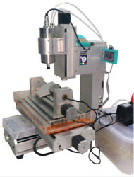 5 Axis Cnc 3040 Table Column Type Engraving Machine High-pricision Ball Screw