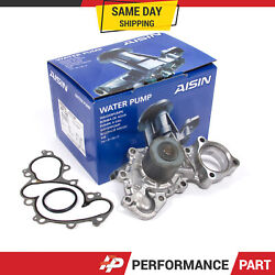 Aisin Water Pump W/o Outlet Pipe For 96-04 Toyota Tundra Tacoma 4runner 5vzfe
